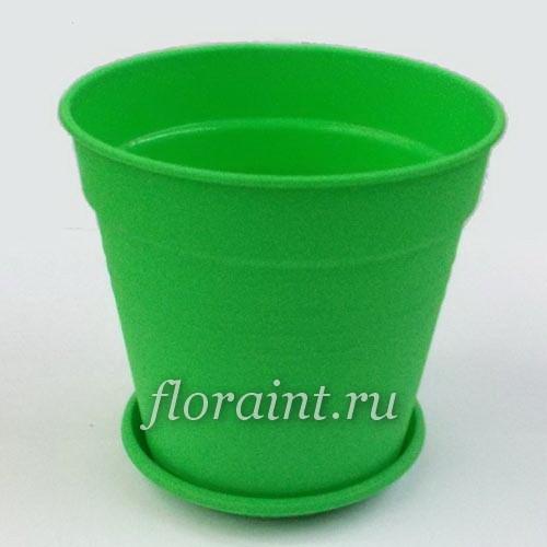 Фото пластиковых горшков для цветов